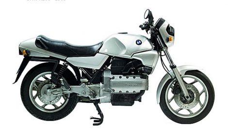 Покраска деталей BMW K-100