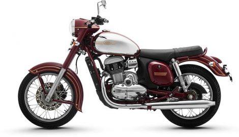 Jawa 300CL для Европы